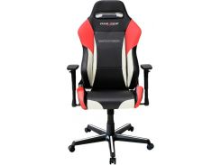 Крісло DXRACER DRIFTING OH DM61 NWR Black White Red  (OH/DM61/NWR)