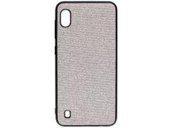 Чохол Milkin for Samsung A105 / A10 2019 - Creative Fabric Phone Case White