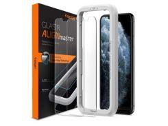 Захисне скло Spigen for Apple iPhone 11 Pro/Xs/X - Screen Protector AlignMaster Glas tR 2 pack  (AGL00109)