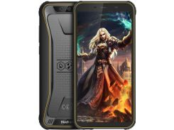 Смартфон Blackview BV5500 2/16GB Yellow  (6931548305675)