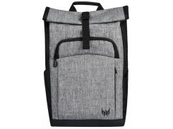 Рюкзак для ноутбука Acer Predator Rolltop Jr. Backpack Black/Gray
