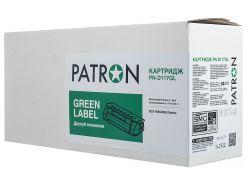 Картридж Patron Samsung MLT-D117S, PN-D117GL, SCX-4650 Green Label