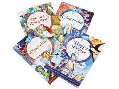Набір інтерактивних казок Smart Koala Fairy Tales (Season1) 4 книги