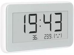 Метеостанція Xiaomi Mijia Digital Hygrometer Clock E-ink