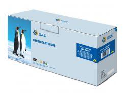Картридж G&G Samsung CLP-365/SL-C460W/ CLX-3305/3305FN Yellow  (G&G-Y406S)