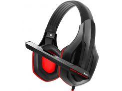 Гарнітура Gemix X-340 Black-Red