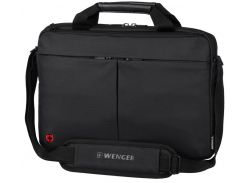 Сумка для ноутбука Wenger Format Laptop Slimcase Black