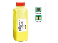 Тонер + чіп AHK for HP CLJ CP2025/CM2320 Yellow
