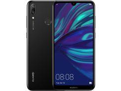 Смартфон Huawei Y7 2019 DUB-LX1 3/32GB Black  (51093HES)