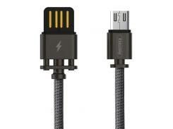 Кабель Remax Dominator AM/Micro USB Black  (RC-064M-BLACK)