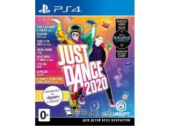 Гра Just Dance 2020 [PS4, Russian version] Blu-ray диск