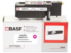 Картридж BASF for Xerox Phaser 6000/6010N аналог 106R01632 Magenta