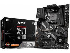 Материнська плата MSI X570-A PRO