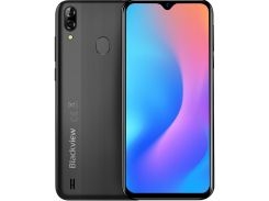 Смартфон Blackview A60 Pro 3/16GB Interstellar Black  (6931548305767)