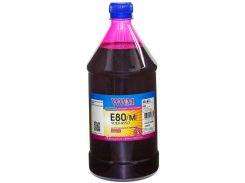 Чорнило WWM E80/M-4 Epson L800 Magenta