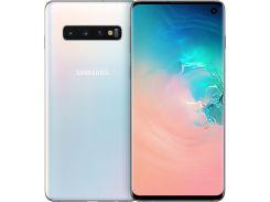 Смартфон Samsung Galaxy S10 8/128GB SM-G973FZWDSEK Prism White