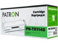 Тонер-картридж Patron Kyocera MITA TK-1140