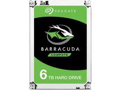 Жорсткий диск Seagate BarraCuda 6TB ST6000DM003