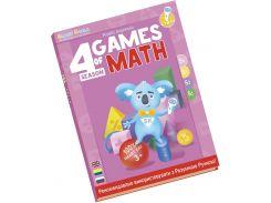 Інтерактивна розвиваюча книга Smart Koala The Games of Math (Season 4) №4