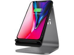 Док-станція Wireless Charge iPhone Grey