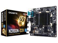 Материнська плата Gigabyte GA-N3160N-D3V