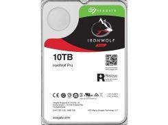 Жорсткий диск Seagate Ironwolf Pro 10TB ST10000NE0008