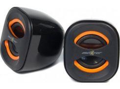 Колонки Maxxter AS20 чорні