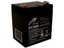 Батарея для ПБЖ Ritar RT1245 12V-4,5AH