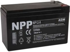 Батарея для ПБЖ NPP 12V 9AН