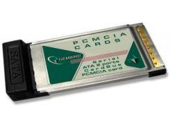 Контроллер Gembird PCMCIA-SATA