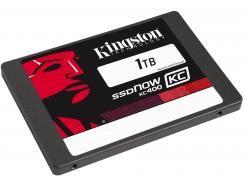 Твердотільний накопичувач Kingston SKC400 (SKC400S37/1T) 1 ТБ