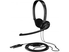 Гарнітура Sennheiser PC 8 USB Black