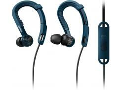 Гарнітура Philips ActionFit SHQ3405BL/00 Blue