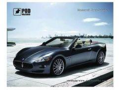 Килимок PODMYSHKU Maserati GranCabrio
