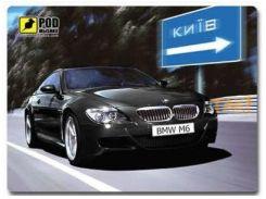 Килимок PODMYSHKU BMW М6