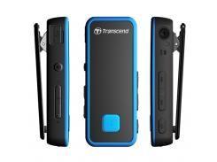 Аудіоплеєр Transcend T-Sonic 350 8ГБ Blue