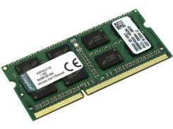 Пам'ять для ноутбука Kingston DDR3 1х8 ГБ (KVR16LS11/8)