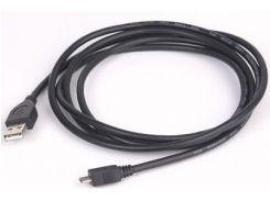 Кабель USB Gembird AM / Micro USB 1.8 м (CCP-mUSB2-AMBM-6 Black)