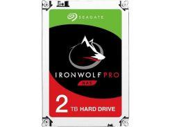 Жорсткий диск Seagate Ironwolf Pro 2TB ST2000NE0025