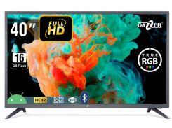 Телевизор LED Gazer TV40-FS2G  (Android TV, Wi-Fi, 1920×1080)