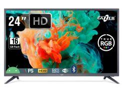 Телевізор LED Gazer TV24-HS2G (Android TV, Wi-Fi, 1366×768)