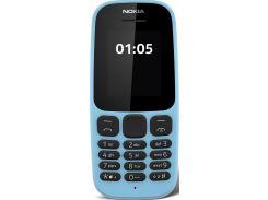 Мобільний телефон Nokia 105 NEW Blue
