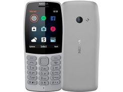 Мобільний телефон Nokia 210 Grey