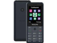 Мобільний телефон Philips E169 Xenium Dark Grey