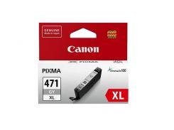 Оригінальний картридж Canon CLI-471 GY XL Grey (0350C001)