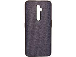 Чохол Milkin for Oppo Reno2 Z - Creative Fabric Phone Case Blue