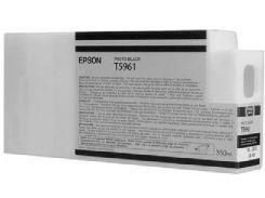 Оригінальний картридж Epson T5961 Photo Black (C13T596100)