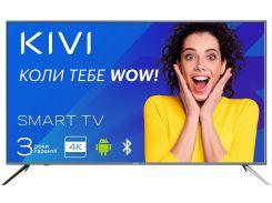 Телевізор LED Kivi 55U600GU (Android TV, Wi-Fi, 3840x2160)
