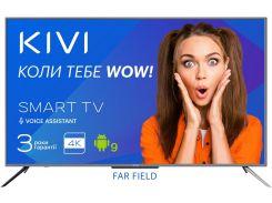 Телевізор LED Kivi 55U730GU (Android TV, Wi-Fi, 3840x2160)