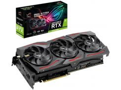 Відеокарта ASUS RTX 2080 Super Rog Strix OC Edition (STRIX-RTX2080S-O8G-GAMING)